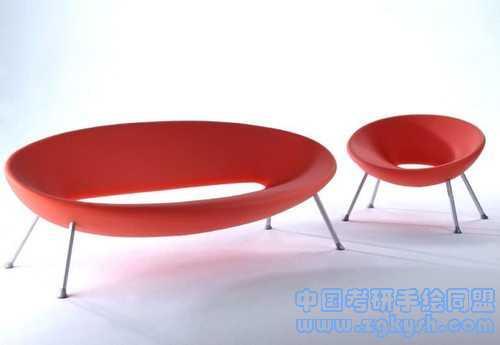 philippe starck座椅的设计实物照片设计,座椅手绘图