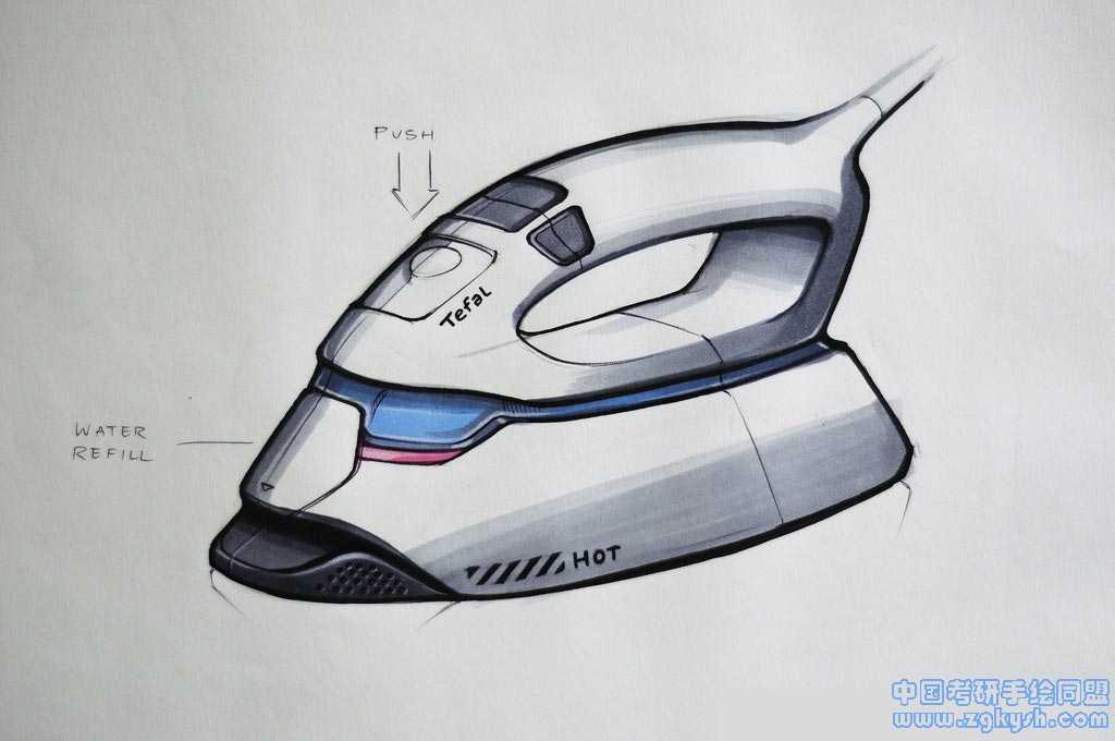 产品设计手绘效果图产品设计,马克笔手绘,手绘效果图