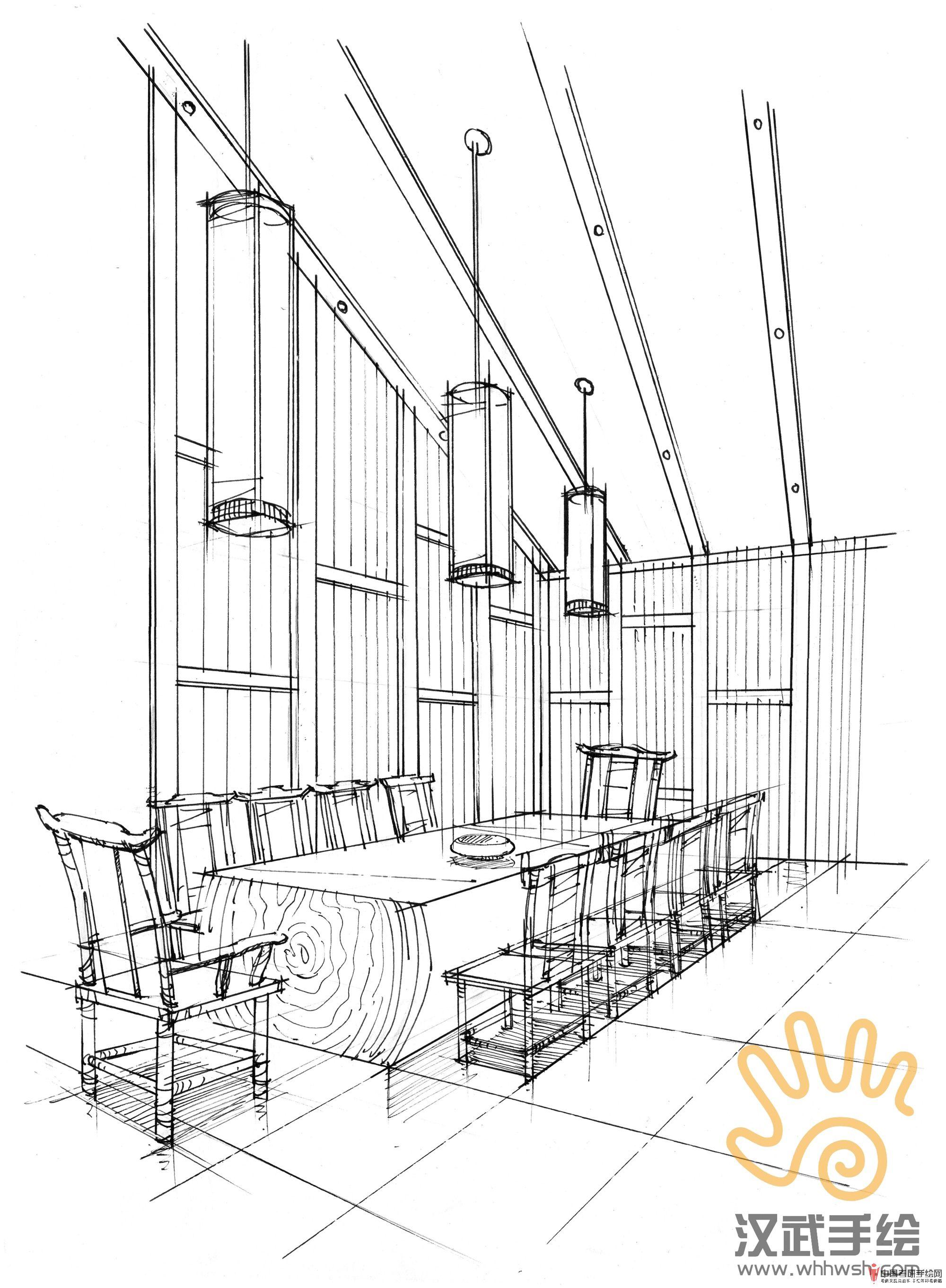 禅意会议室手绘线稿.jpg