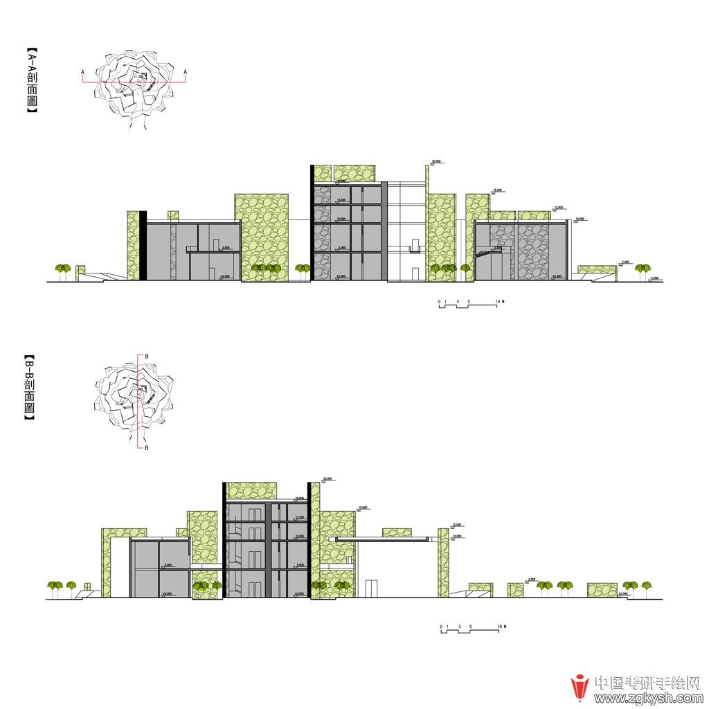 考研手绘网 69 培训机构推荐 69 汉武手绘 69 展览馆设计包头市